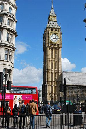 Tips for Moving to London - Big Ben