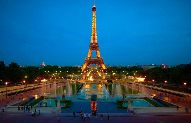 Paris a top world destinations