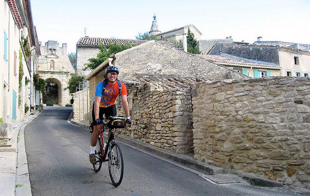 Provence a top bike tour destinations in France