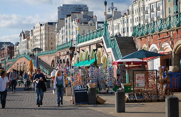 Guide to Shopping in Brighton city centre