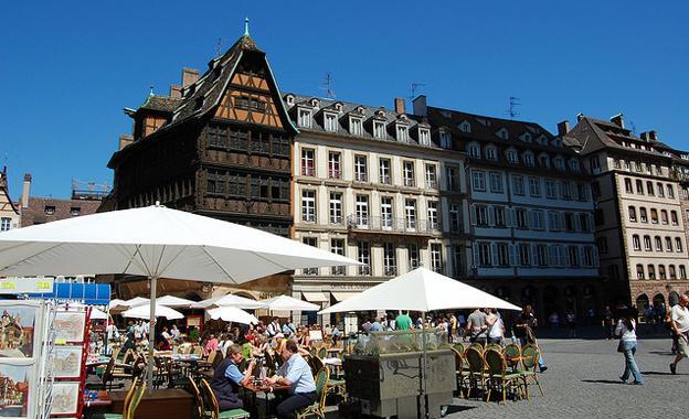Strasbourg City