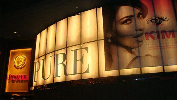 Best Las Vegas Nightclubs - Pure (Rooftop) @ Caesar's Palace