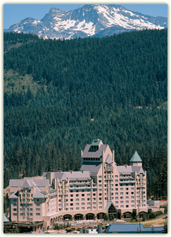 Soothing Spas of Whistler
