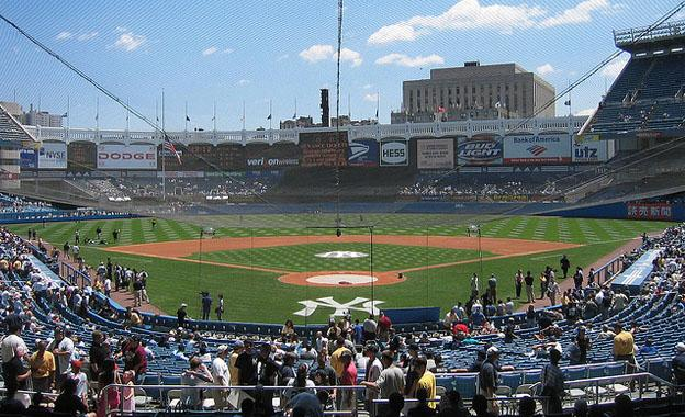 New York Sports Venues - Yankee Stadium
