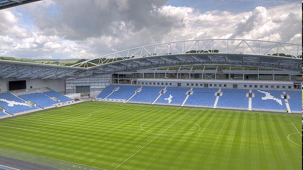 New Football Stadiums  - Amex Stadium
