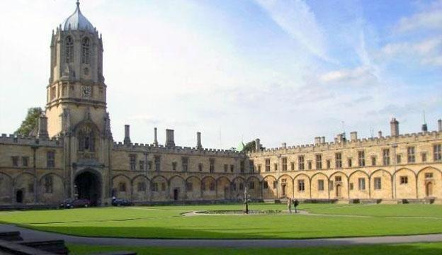 Find Alice's Wonderland in Oxford