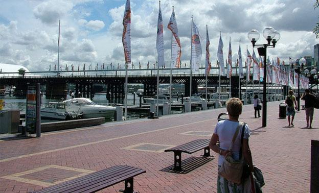Romantic Destinations in Sydney - Darling Harbour