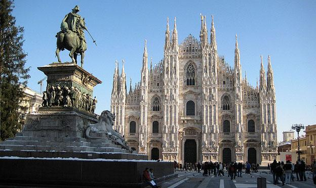 Historical Churches of Milan - Duomo
