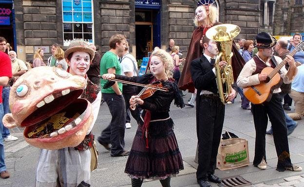 The Best Festivals from Around the World - Edinburgh Fringe Festival