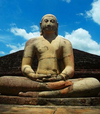 Sri Lanka Giant Buddha