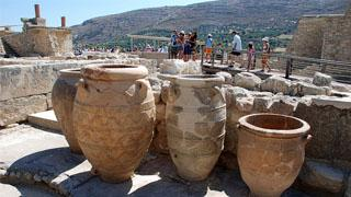 Family Attractions In Crete - Knossos