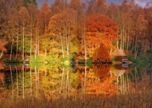 Scotland Weekend Getaway - Loch Faskally 2015