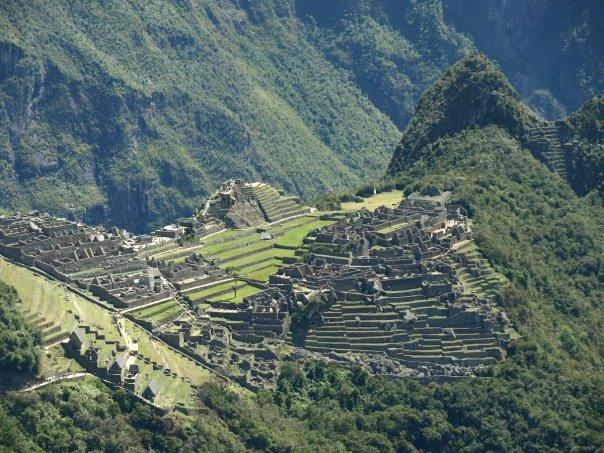 Machu Picchu on the Inca Trail