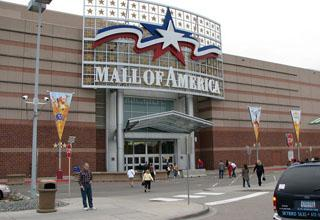 Holiday in Minnesota  - Mall of America