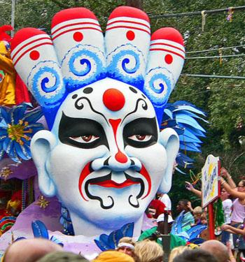Best Festivals from Around the World - New Orleans Mardi Gras