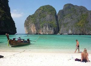 Cheap Places to Travel  - Phi Phi Thailand