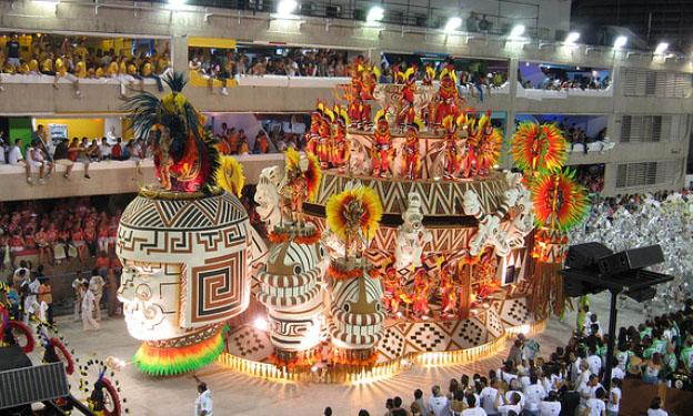 The Best Festivals from Around the World - Rio Carnival