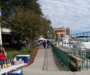Things To Do On A Florida Holiday - Riverwalk