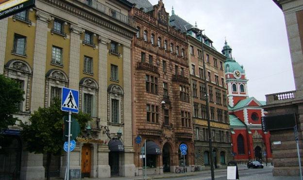 Stockholm City Gamla Stan