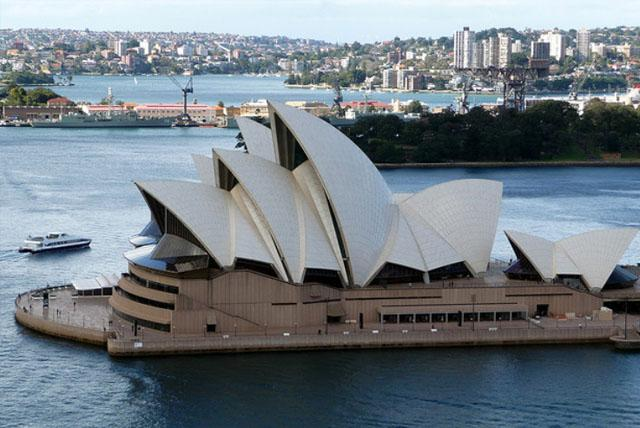 Holiday in Australia - Sydney Opera House