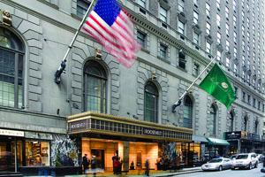 Hotels Made Famous by Celebrity Appearances -The Roosevelt Hotel New York