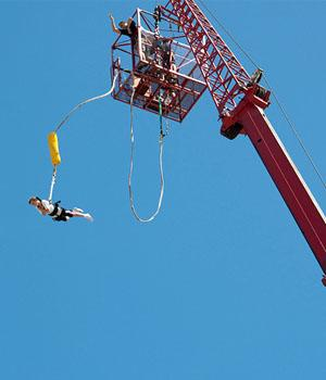Extreme Activities - Bungee Jumping