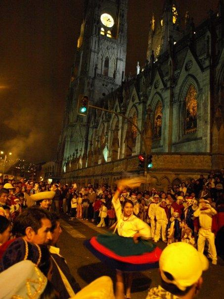 New Year's Eve in Quito - Last Stop Quito