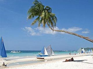 Why You Should Travel Asia - Boracay Beach Philippines