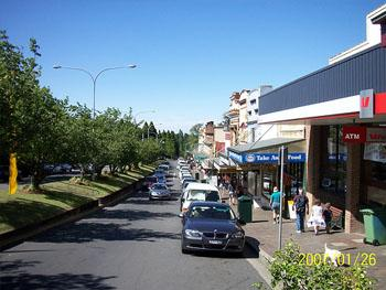 Small Towns in Australia - Leura
