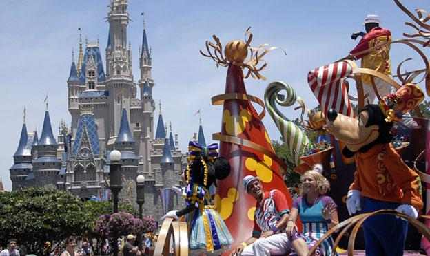 Top Florida Destinations - Orlando Disneyland