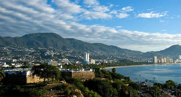 Traveling Around The World - Acapulco in Mexico
