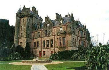 Budget UK Getaways - Belfast Castle