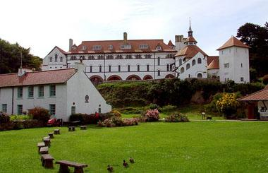 Budget UK Getaways - Caldey Island UK