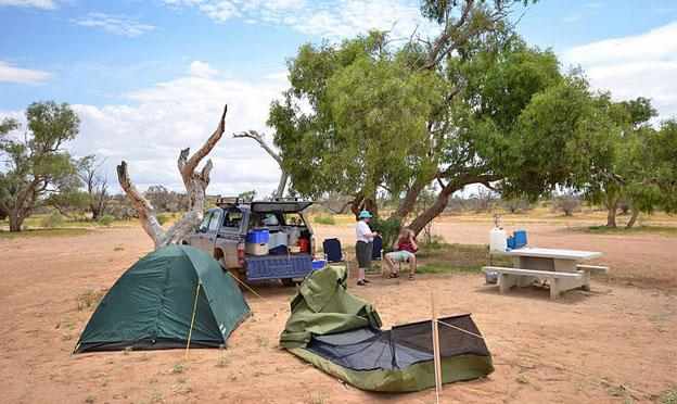 Why Australians Love Camping