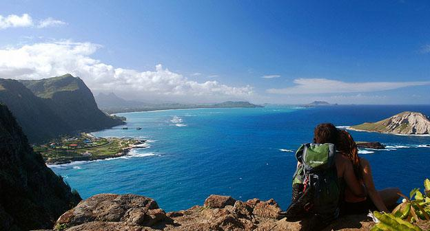 Traveling Around The World - Makapu'u Point hawaii