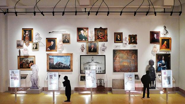 Unusual Museums In New York City - Historical Society Museum