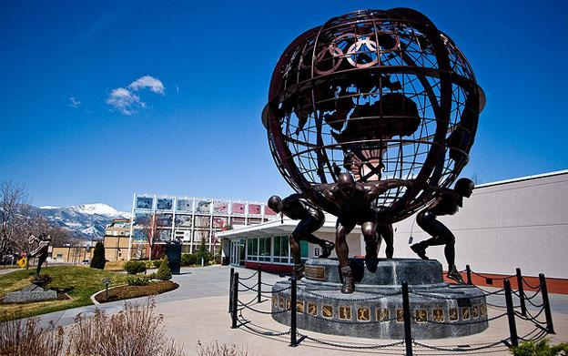 Guide To Colorado Springs - Olympic training center