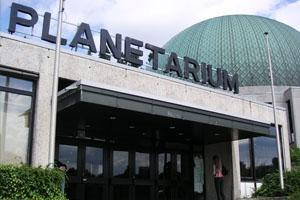 Places To See In Brussels - Planetraium Brussels