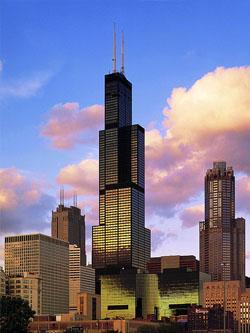 U.S. Travel Destinations - Skydeck in Chicago