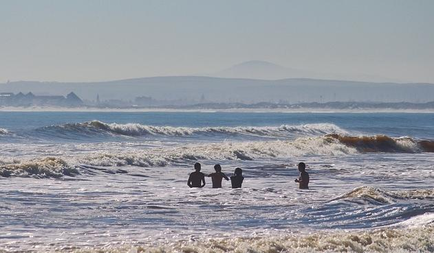 Destinations For Swimmers - South Africa