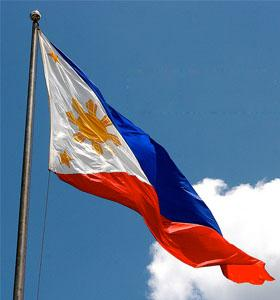 Traveling To the Philippines - The Philippine flag