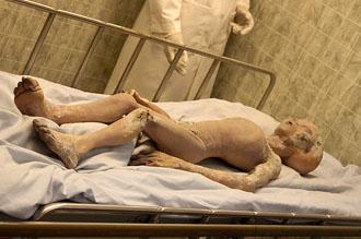 Bizarre Theme Parks - Alien autopsy