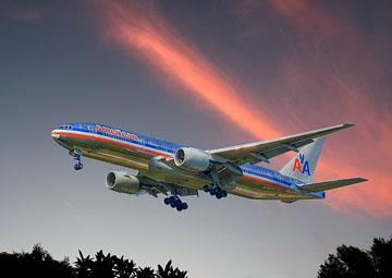 Destination Wedding Travel American airlines approach