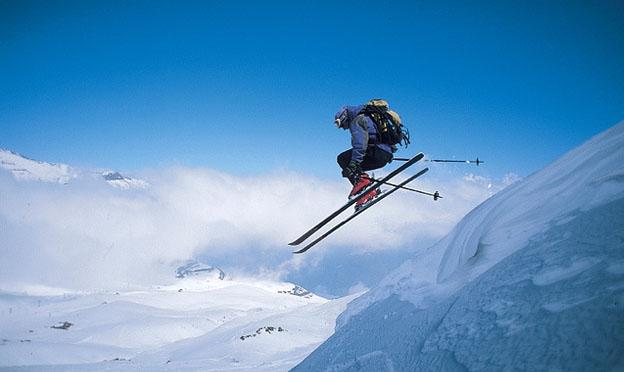 Extreme Ski Adventures - Andes skiing