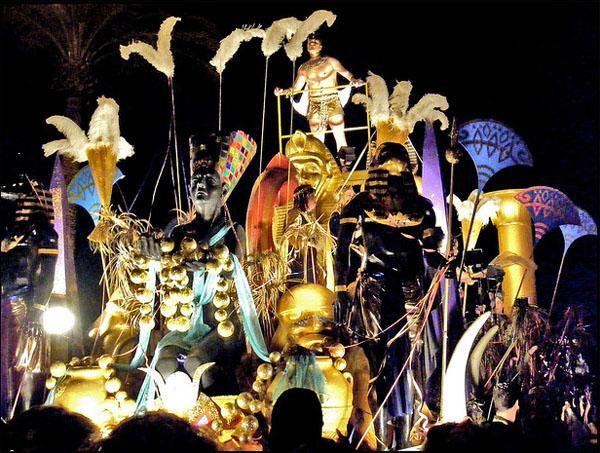Visit Spain in the Winter for the Cadiz carnival