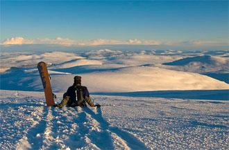 Snowboarding Locations