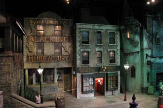 Bizarre Theme Parks - Dickens world