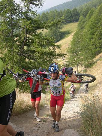 Iron bike Italy - One of the best Mountain Bike Events in the World