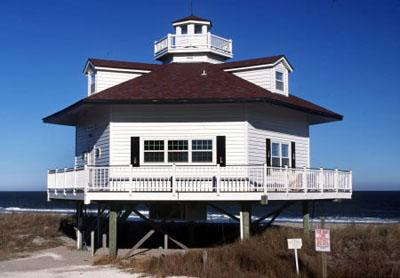 Unusual places to stay in Florida - Katies lighthouse