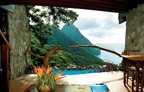 All-Inclusive Resorts in St. Lucia - Ladera Resort St Lucia